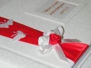 Svečių palinkėjimų knygos, vestuvių albumai