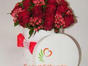 Gėlės dėžutėse su pristatymu Klaipėdoje