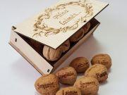 Graviruotos medinės dovanos
