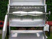 šakočiu kepimo įranga