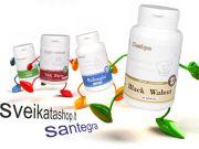 Kokybiški Santegros papildai, vitaminai MAŽOMIS KAINOMIS