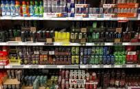 Airijos gyventojai – vieni iš daugiausiai vartojančių energetinius gėrimus