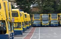 Dubline – visą parą važinėsiantys autobusai