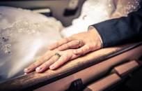 Airijoje mažėja bažnytinių santuokų