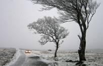 Audra Ciara: 130 km/val. vėjo gūsiai, sniegas ir potvyniai