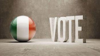 Airijoje – siūlymas leisti balsuoti nuo 16 metų