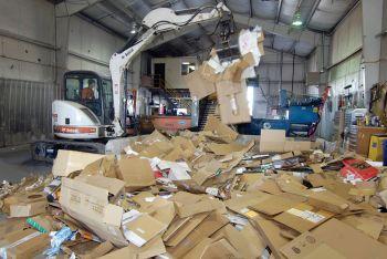 Apsipirkimo internetu pasekmės – 10 000 tonų atliekų