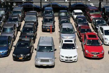 21 proc. į Airiją importuojamų automobilių – beveik nauji