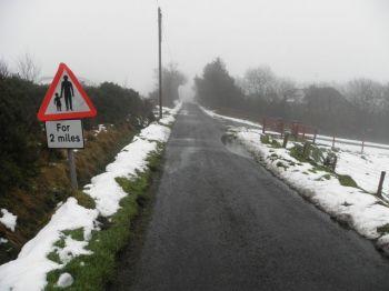Geltonas įspėjimas dėl sniego paskelbtas dešimčiai apskričių