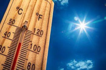 Airijoje tikėtina 27 laipsnių temperatūra, Europoje – karščio banga