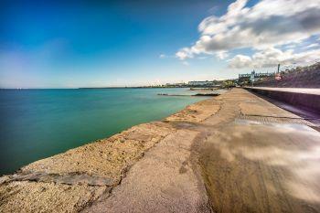 Po nuotekų nutekėjimo atidaromi du paplūdimiai Dubline
