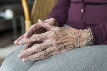 Skatinama per šventes nepamiršti vienišų senyvo amžiaus žmonių