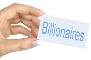 2 153 pasaulio milijardieriai turi daugiau turto nei 4,6 milijardai žmonių