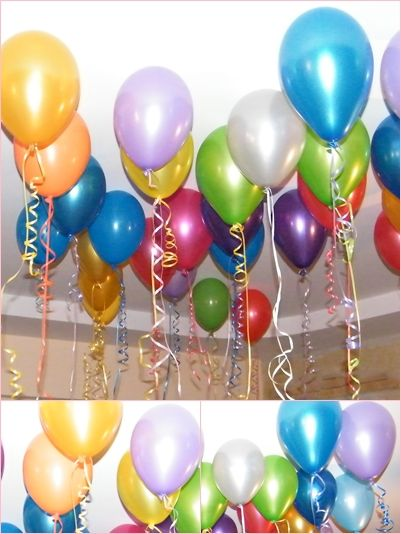 Helio balionai Klaipėdoje, Lietuvoje